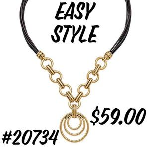 Premier Designs Easy Style Necklace